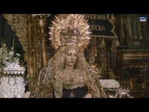 Besamanos Virgen de la Concepción - Hermandad del Silencio -