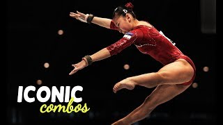 """Iconic Combos that """"Belong"""" to a Certain Gymnast"""