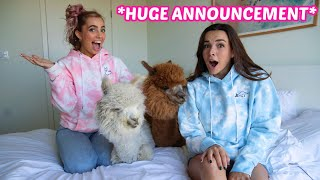 SURPRISING MY FRIENDS WITH MY NEW...