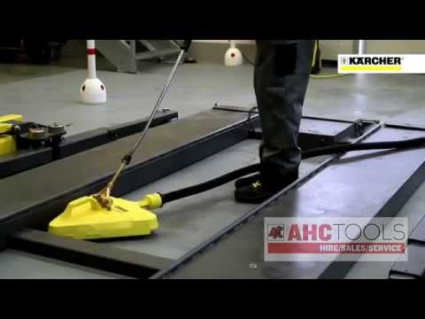 Kärcher FRV 30 Hard Surface Cleaner - AHC Tools (Alloa Hire Centre)