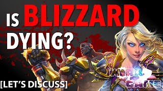 Is this the END of Blizzard Games? [Let's Discuss]