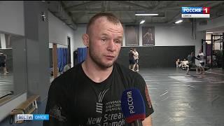 Александр Шлеменко проведет бой против Йонаса Бильштайна