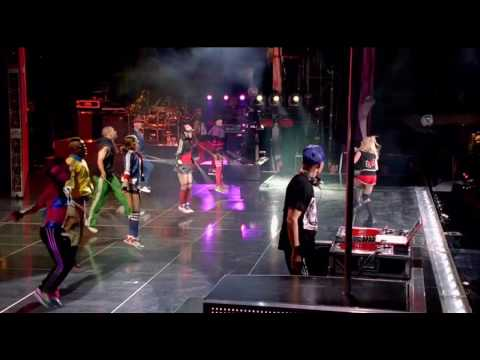 Madonna Into The Groove - Sticky & Sweet Tour
