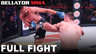 Full Fight | Logan Storley vs. AJ Matthews - Bellator 204
