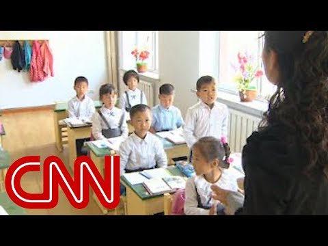 CNN's exclusive look inside North Korea's schoo...