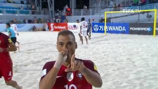 Match 24: UAE v Portugal - FIFA Beach Soccer World Cup 2017