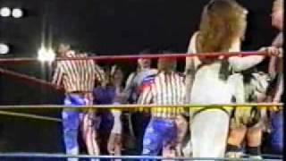 Tonya Harding With  Eddie Guerrero and Love Machine