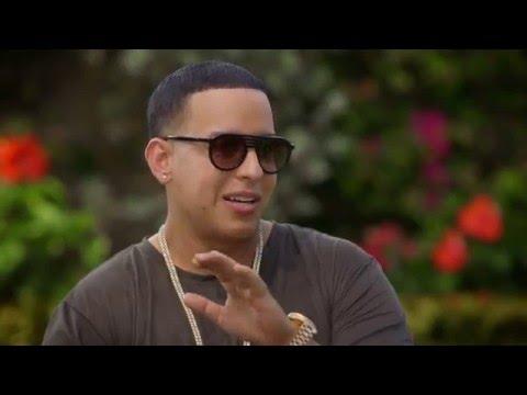 Daddy Yankee abrió su corazón y habló un poco de su vida privada en Detrás de la Fama