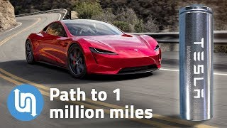 New Tesla battery? Jeff Dahn and 1 million miles
