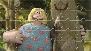 Early man Jigsaw puzzle for kids - Puzzle game for children - How to solve puzzle
