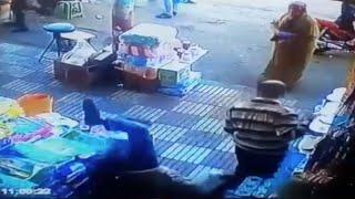Žena nokautirala muškarca koji ju je uštinuo za stražnjicu