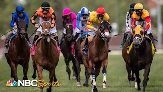 Twin Spires Turf Sprint 2021 (FULL RACE)   NBC Sports