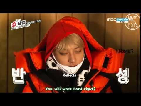 Tao interviewed by Baekhyun and Kyungsoo