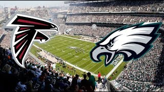 FALCONS vs EAGLES Crunch Time NFL Postseason 2018 Divisional Round