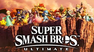 Super Smash Bros. Ultimate - Nintendo Joins The Battle