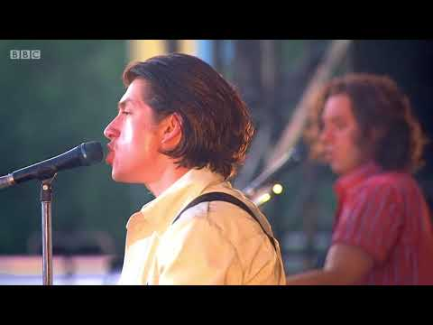 Arctic Monkeys - Don't Sit Down 'Cause I've Moved Your Chair LIVE AT TRNSMT 2018
