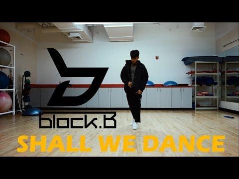 BLOCK B (블락비) - Shall We Dance [1thek Dance Cover Contest]