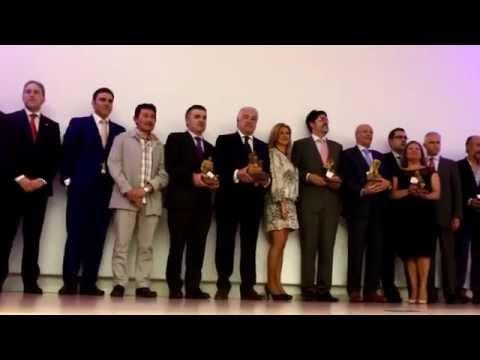 BIZKAIRED   Premio Empresarial 18 de Junio 2015 en HOTEL GRAN BILBAO