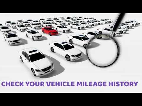 vehicle mileage checker