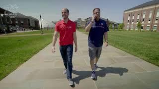 Liberty Basketball: Coach Ritchie McKay Walk & Talk