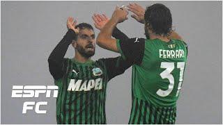 STUNNING GOALS! Sassuolo vs. Torino | 2020 ESPN FC Serie A Highlights