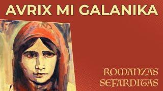 Gerard Edery - Avrix Mi Galanika - Romanzas Sefarditas - Gerard Edery