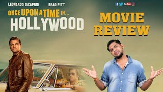Once Upon a Time In Hollywood Movie Review | Vj Abishek | Quentin Tarantino | Leonardo DiCaprio