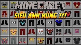 SUPERMAN ĐẤU NHAU VỚI THE FLASH TRONG MINECRAFT ?!?!😱😱😱ft tienthanh2929-Minecraft: SIÊU ANH HÙNG