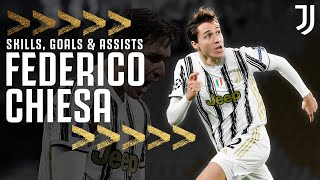 🇮🇹 🖌 The Best of Federico Chiesa | Every Goal, Skill & Assists! | Juventus