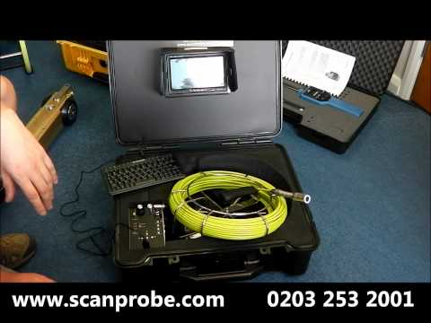 Scanprobe Hire Equipment