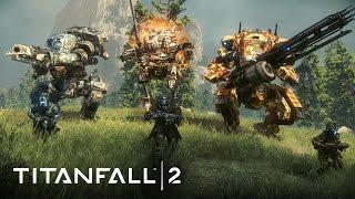 Titanfall 2 - Titán és Pilóta Testreszabás