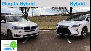 Hybrid vs Plug-In Hybrid | What's the difference?