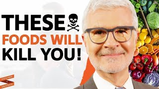"""The """"Healthy"""" Foods That Are Killing You with Dr Steven Gundry and Lewis Howes"""