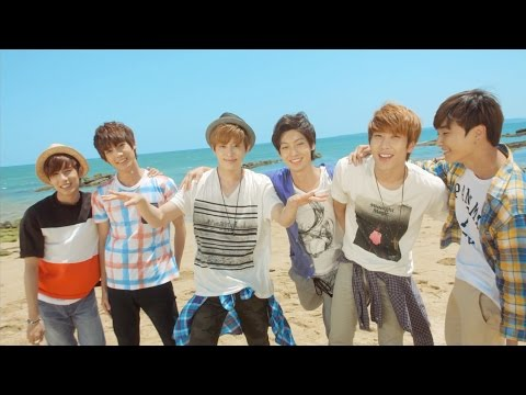 BOYFRIEND 2nd アルバム収録曲「Here!」MUSIC VIDEO Full ver.