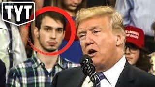 Trump Mocked At Rally