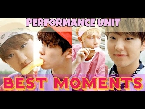 💚[BEST MOMENTS] Seventeen Performance Team💚