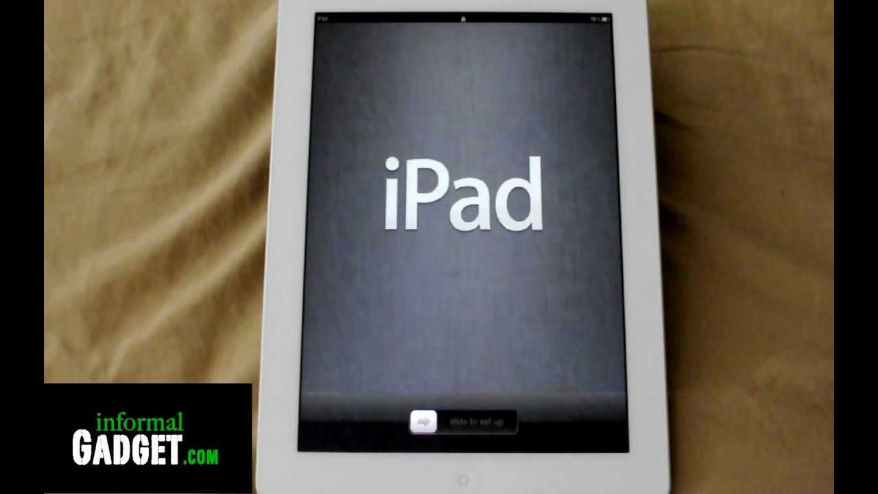 how to factory reset ipad with itunes
