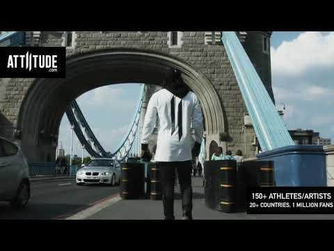 Universe Boss - Attiitude promo shoot in London
