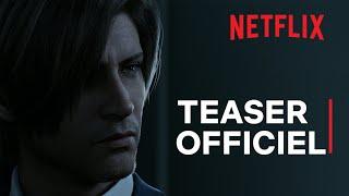 Resident evil: infinite darkness :  teaser VF