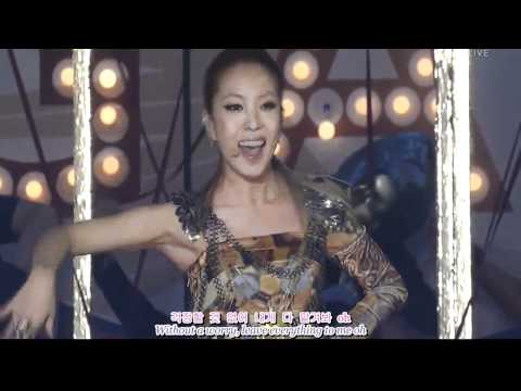 BoA - GAME (HD) live English Sub
