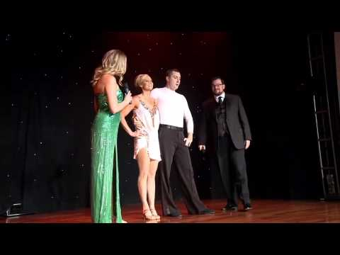 Kelley Prince, Dancing with the Stars Tampa 2014