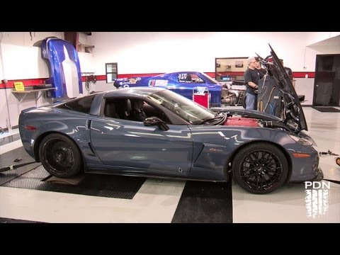 Z06 Carbon - 510 Race Engineering