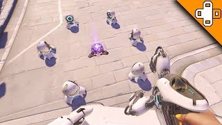 I SUMMON THEE! Overwatch Funny & Epic Moments 795