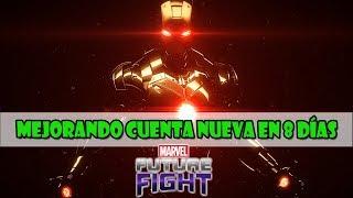 [Marvel Future Fight] Subiendo Cuenta Nueva con Mis Trucos y Consejos | Sir Dragon