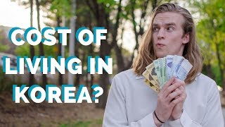 Cost Of Living In Korea | Seoul Vlog: How Much We Spent In One Year