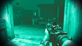 Modern Warfare NIGHT MODE GAMEPLAY!