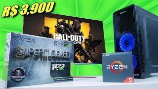 PC GAMER TOP | COD Black Ops 4| GTX 1060 6GB R5 2600