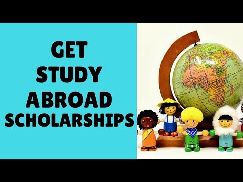 Study Abroad Scholarships + FREE eBook