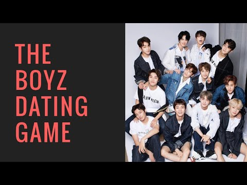 THE BOYZ DATING GAME