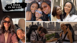 A week in my life VLOG  tattoo in the sky? a day of events & random chit chat